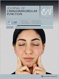 Journal of Craniomandibular Function, 3/2019