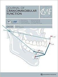 Journal of Craniomandibular Function, 4/2019