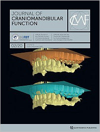 Journal of Craniomandibular Function, 2/2020