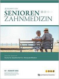 Senioren-Zahnmedizin, 2/2018