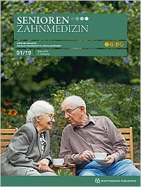 Senioren-Zahnmedizin, 1/2019