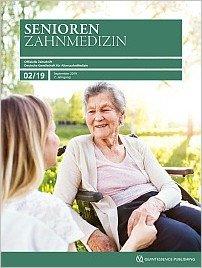 Senioren-Zahnmedizin, 2/2019