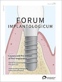 Forum Implantologicum, 1/2020
