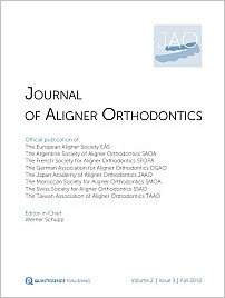 Journal of Aligner Orthodontics, 3/2018