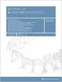 Journal of Aligner Orthodontics, 2/2019