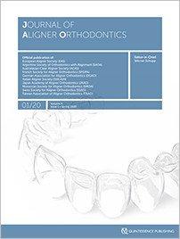 Journal of Aligner Orthodontics, 1/2020