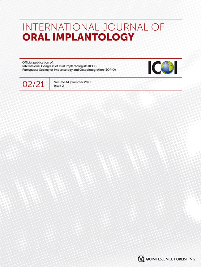 International Journal of Oral Implantology
