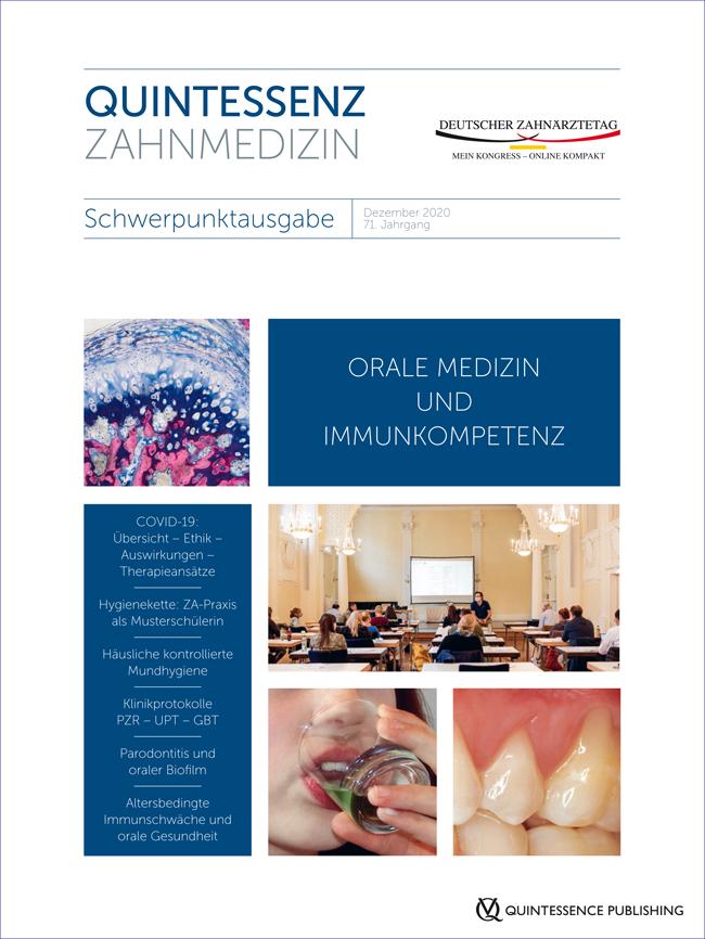 Frankenberger: Orale Medizin und Immunkompetenz