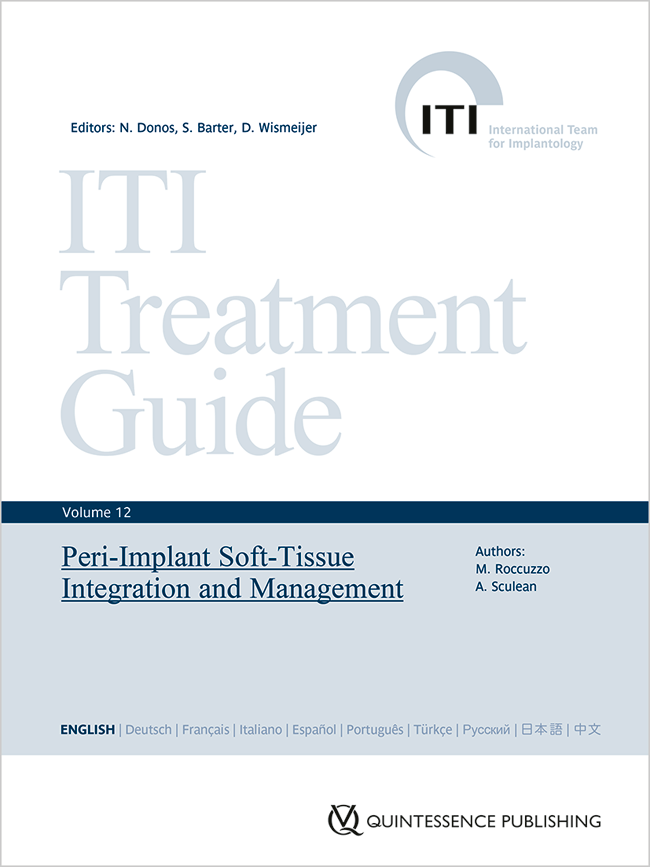 Roccuzzo: Peri-Implant Soft-Tissue Integration and Management