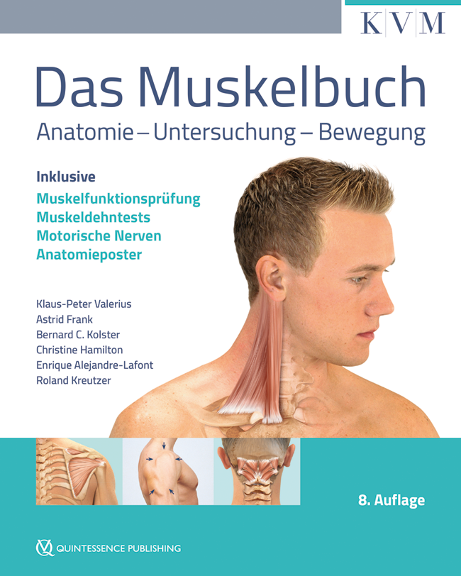 Valerius: Das Muskelbuch