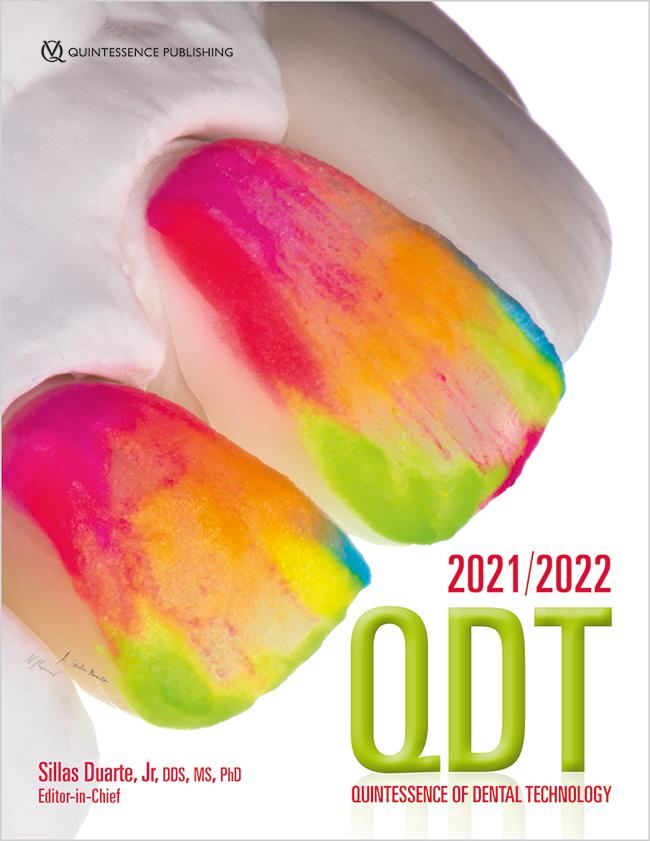 Duarte jr.:  Quintessence of Dental Technology 2021/2022