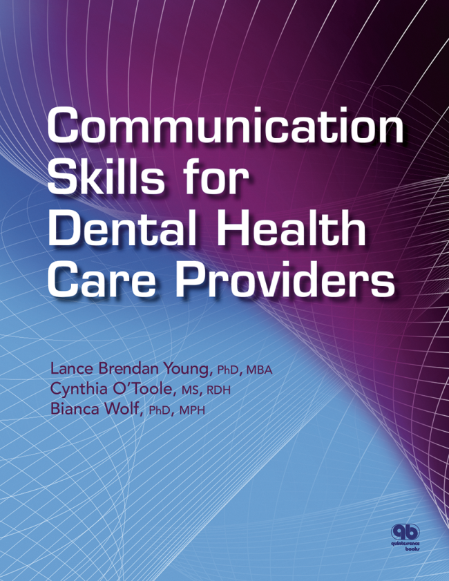 Young: Communication Skills for Dental Health Care Providers