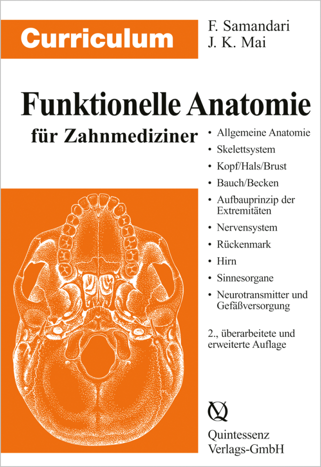 Samandari: Curriculum Funktionelle Anatomie für Zahnmediziner