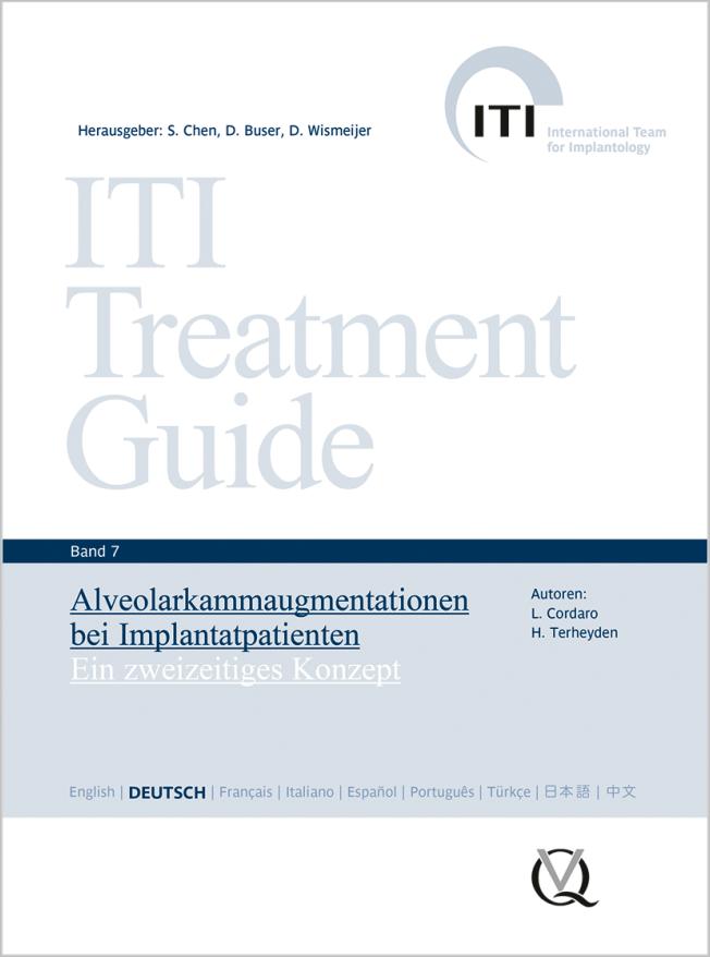 Cordaro: Alveolarkammaugmentationen bei Implantatpatienten