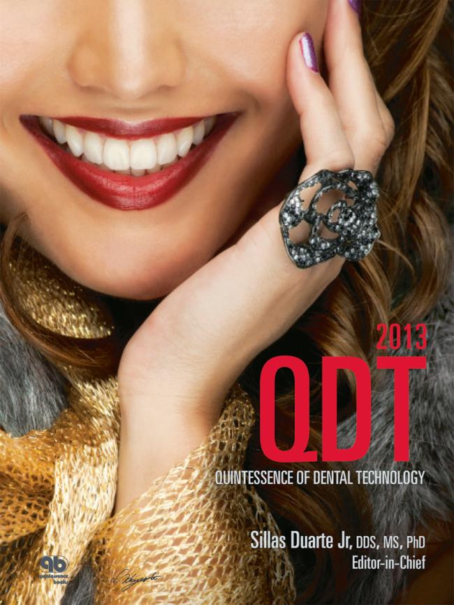 Duarte jr.: Quintessence of Dental Technology 2013