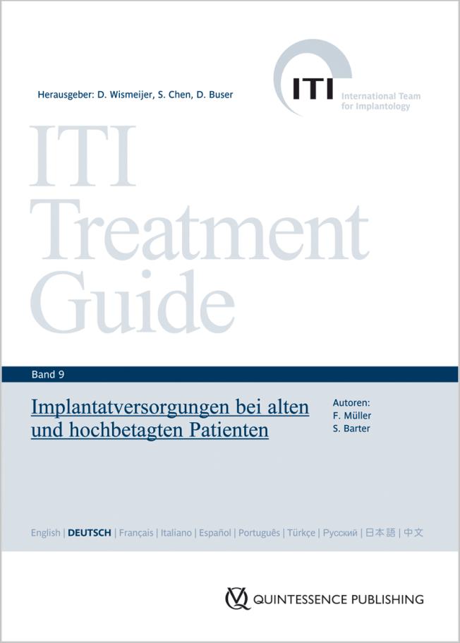 Wismeijer: Implantatversorgungen bei alten und hochbetagten Patienten
