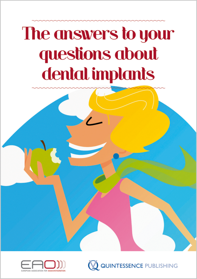 European Association for Osseointegration (EAO): The answers to your questions about dental implants