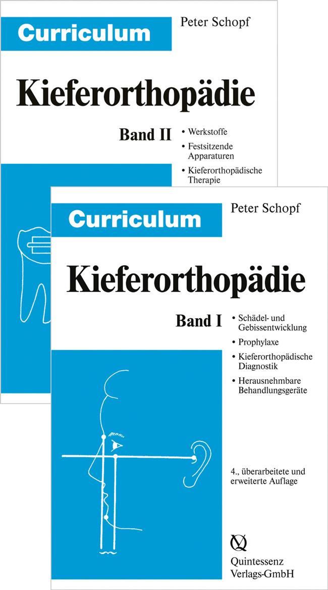 Schopf: Curriculum Kieferorthopädie