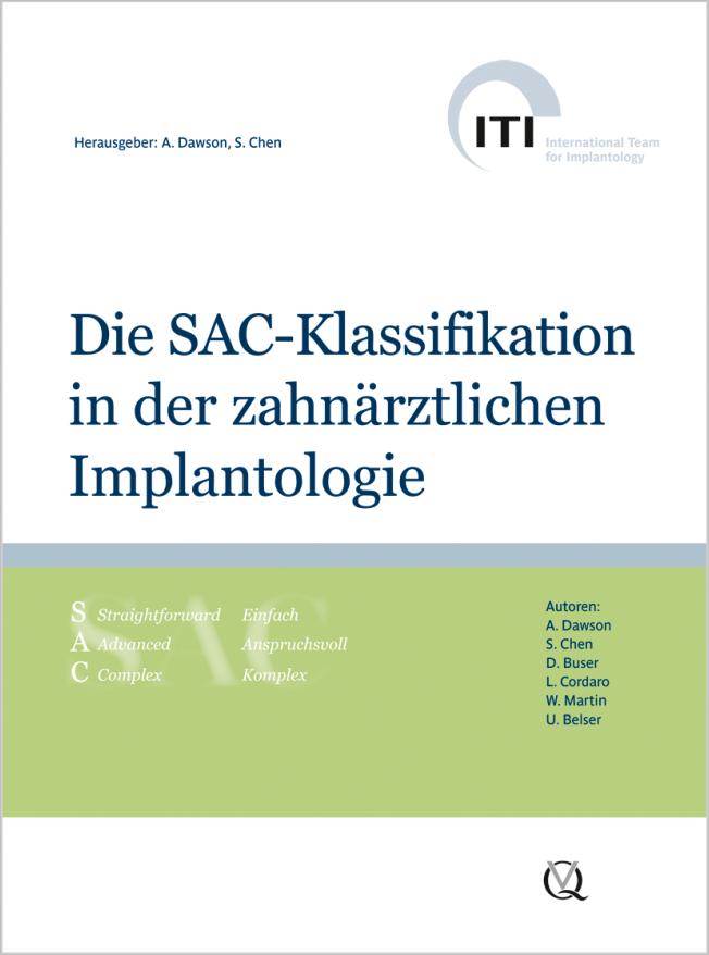Dawson: Die SAC-Klassifikation in der zahnärztlichen Implantologie