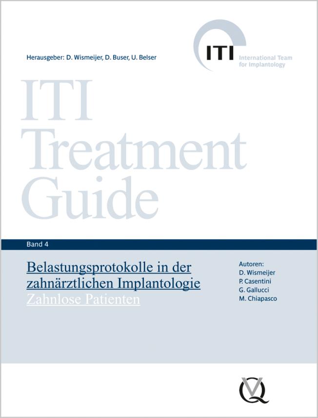 Wismeijer: Belastungsprotokolle in der zahnärztlichen Implantologie