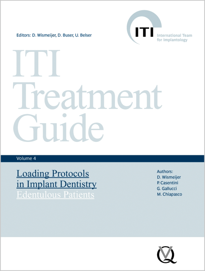 Wismeijer: Loading Protocols in Implant Dentistry