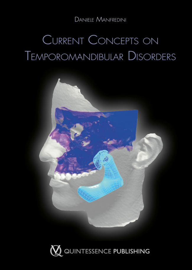 Manfredini: Current Concepts on Temporomandibular Disorders