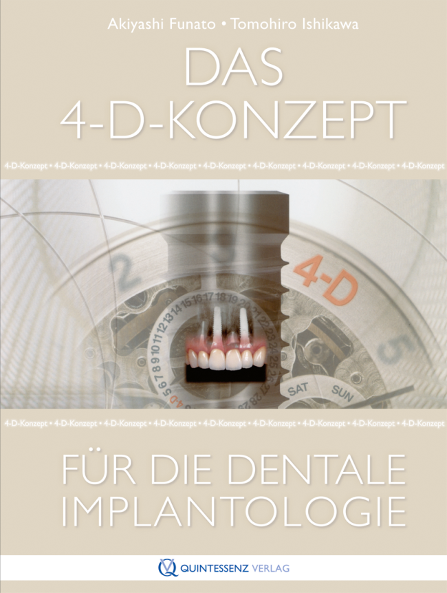 Funato: Das 4-D-Konzept für die dentale Implantologie