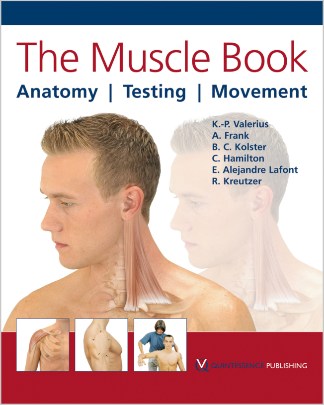Valerius: The Muscle Book