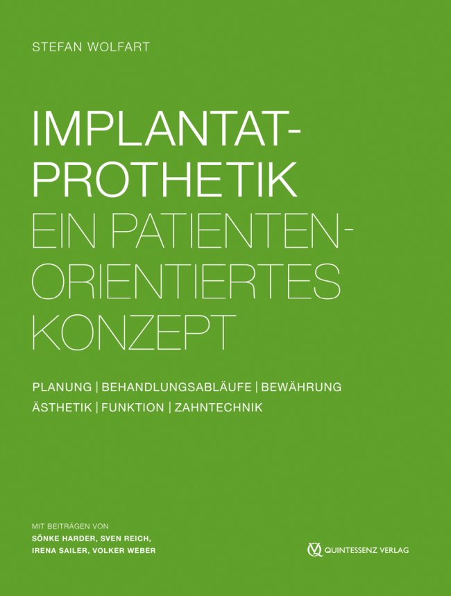 Wolfart: Implantatprothetik