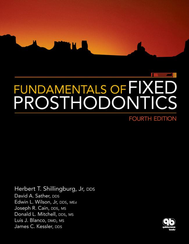 Shillingburg jr.: Fundamentals of Fixed Prosthodontics