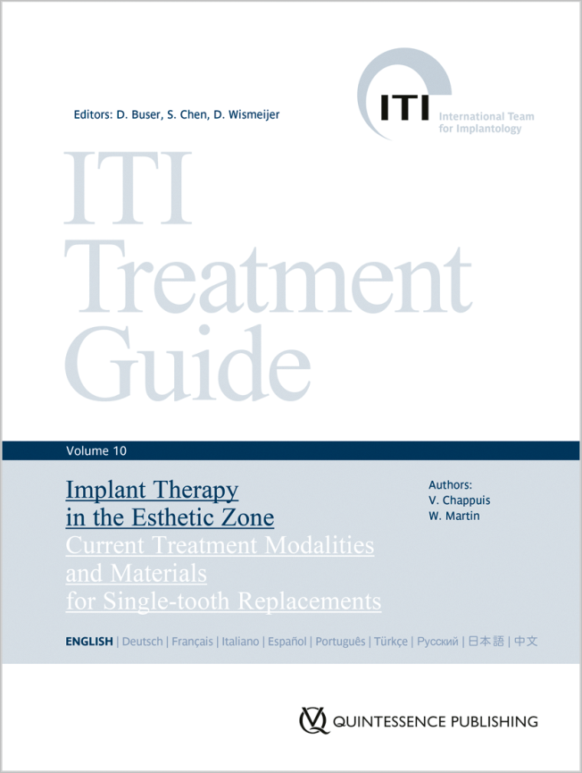 Chappuis: Implant Therapy in the Esthetic Zone