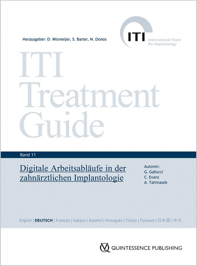 Gallucci: Digitale Arbeitsabläufe in der zahnärztlichen Implantologie