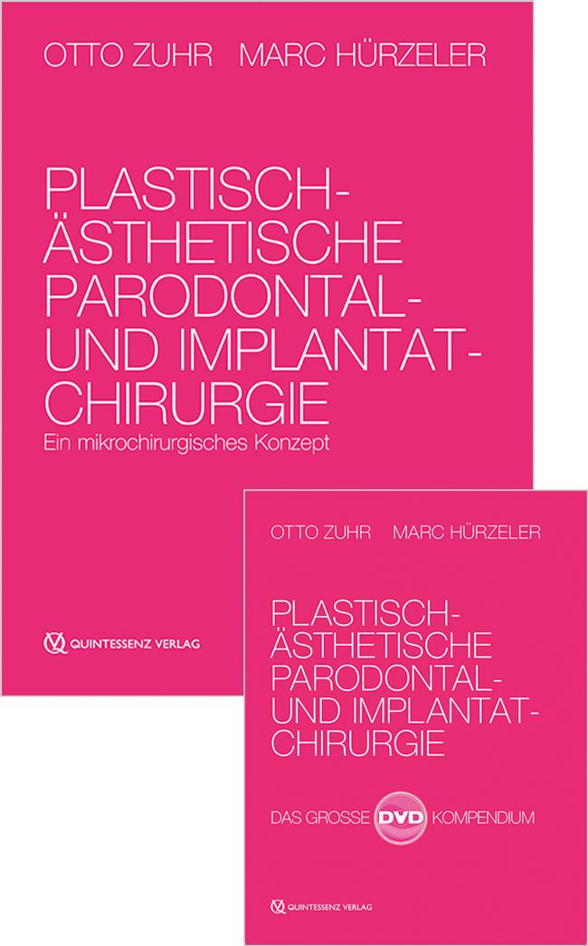 Zuhr: Plastisch-ästhetische Parodontal- und Implantatchirurgie