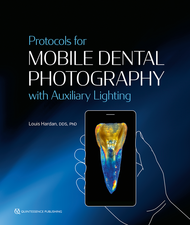 Hardan: Protocols for Mobile Dental Photography with Auxiliary Lighting
