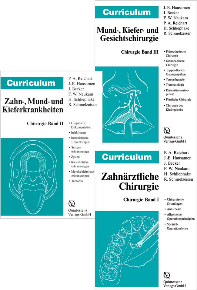 Reichart: Curriculum Chirurgie