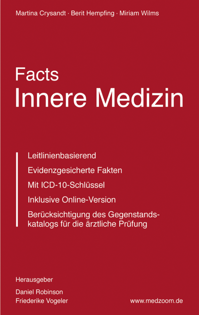 Crysandt: Facts Innere Medizin