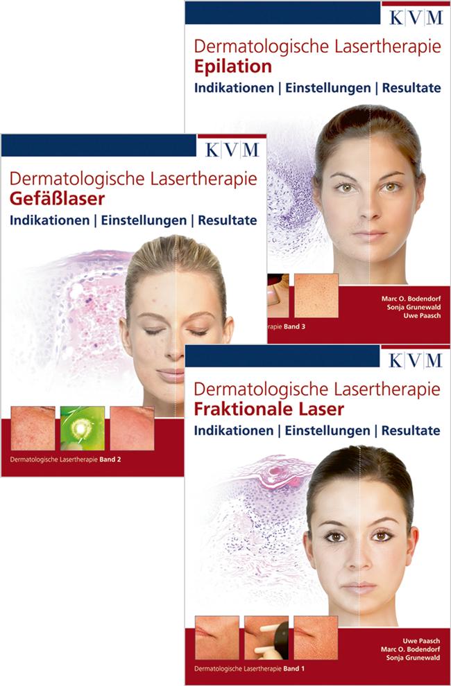 Paasch: Dermatologische Lasertherapie