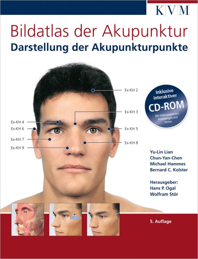 Lian: Bildatlas der Akupunktur