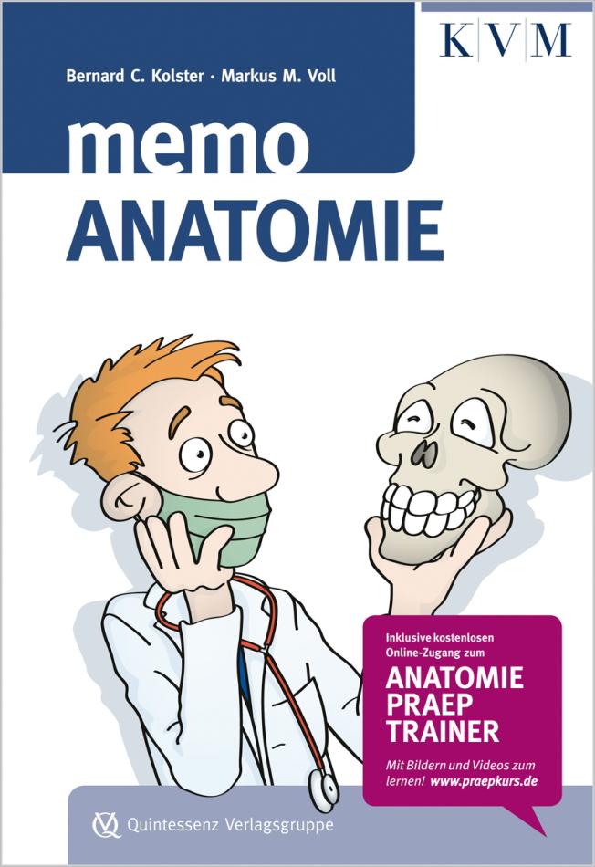 Kolster: Memo Anatomie