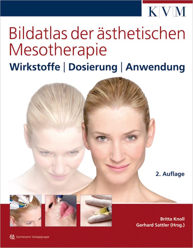 Knoll: Bildatlas der ästhetischen Mesotherapie