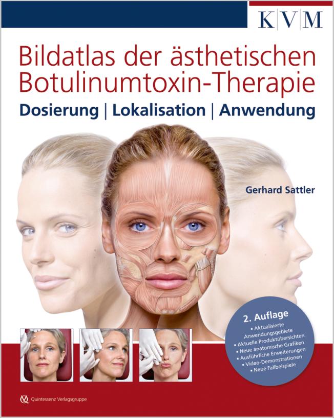 Sattler: Bildatlas der ästhetischen Botulinumtoxin-Therapie