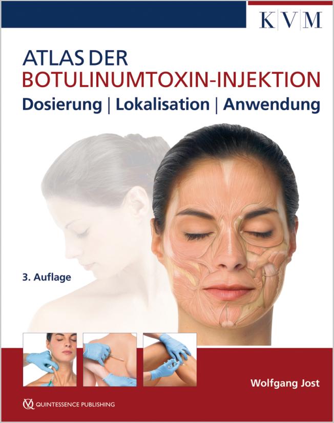 Jost: Atlas der Botulinumtoxin-Injektion