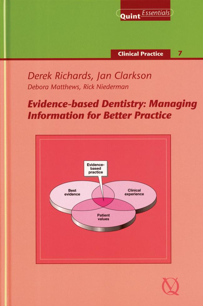 Richards: Evidence-Based Dentistry