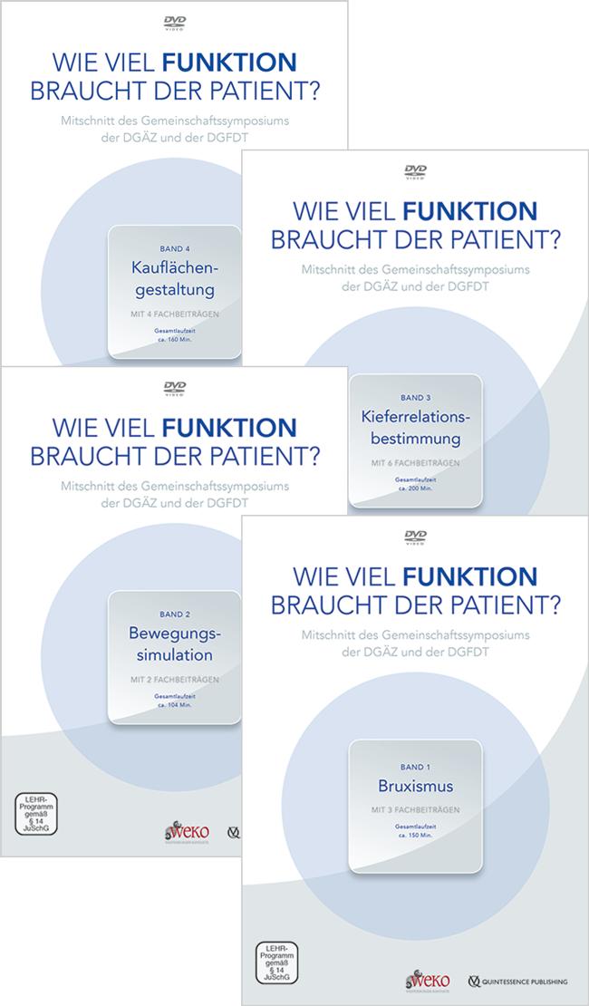 Bernhardt: Wie viel Funktion braucht der Patient?