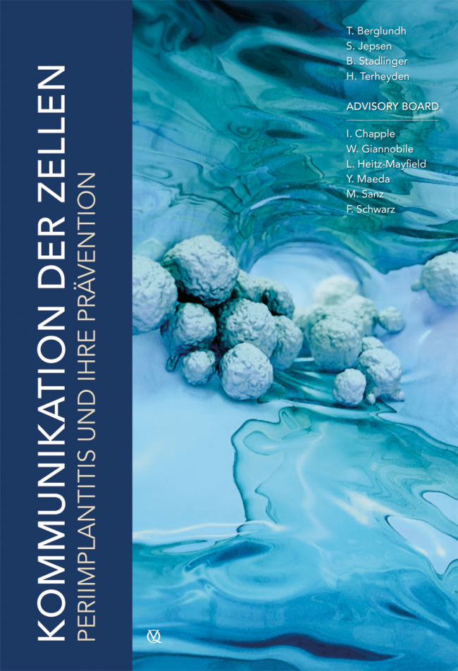 Berglundh: Kommunikation der Zellen: Periimplantitis und ihre Prävention