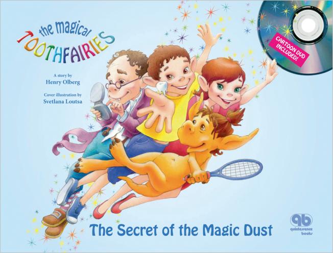 Olberg: The Secret of the Magic Dust
