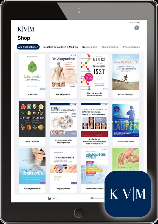 App KVM – Der Medizinverlag