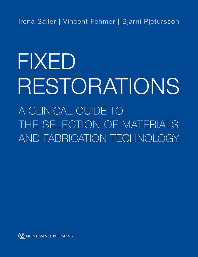 Sailer: Fixed Restorations